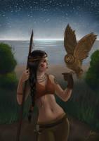 The Hunter by JuneJenssen