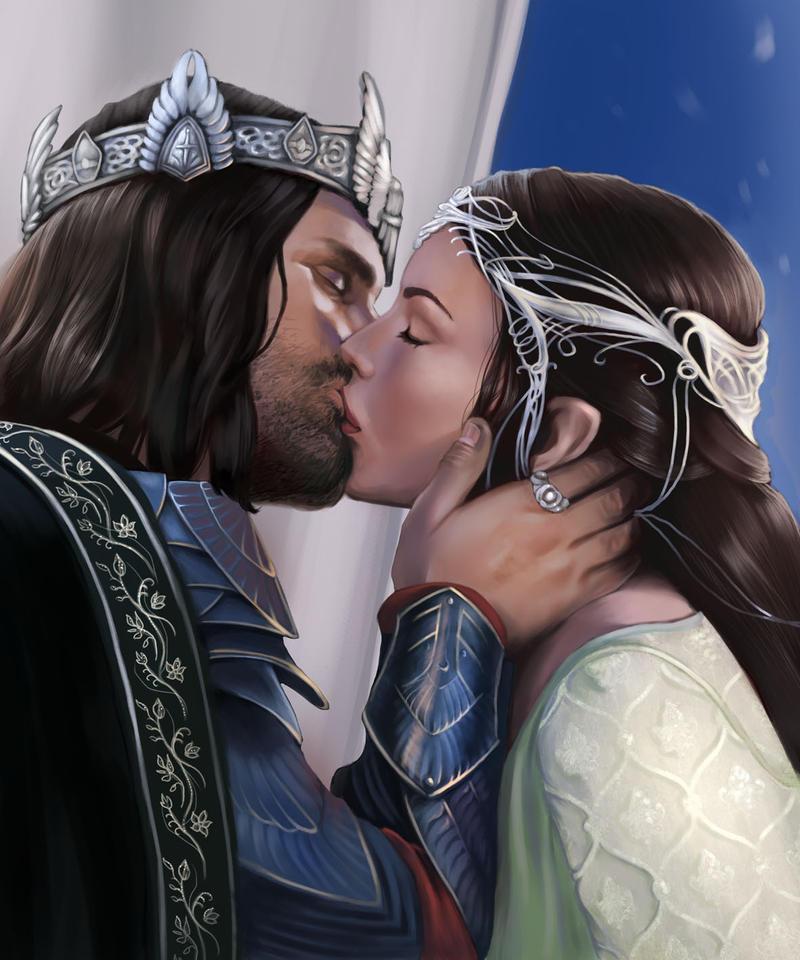 Return of the King by JuneJenssen
