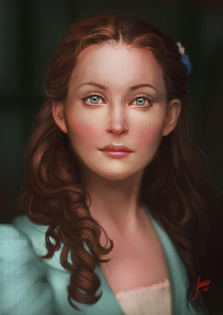 Laura Timmins by JuneJenssen