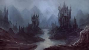 Speedpaint: Dread Fortress