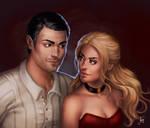 Commission: Tori and Jarod