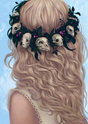 Bones by JuneJenssen