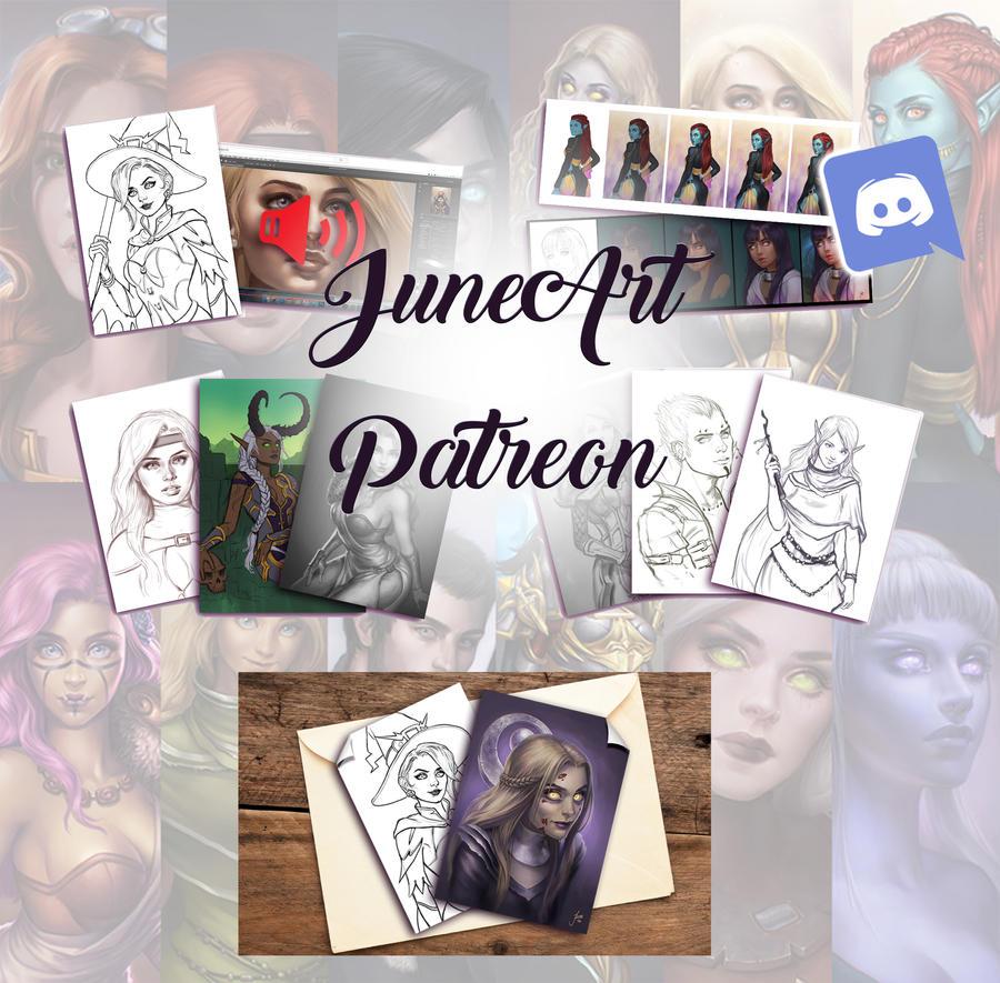 patreon by JuneJenssen