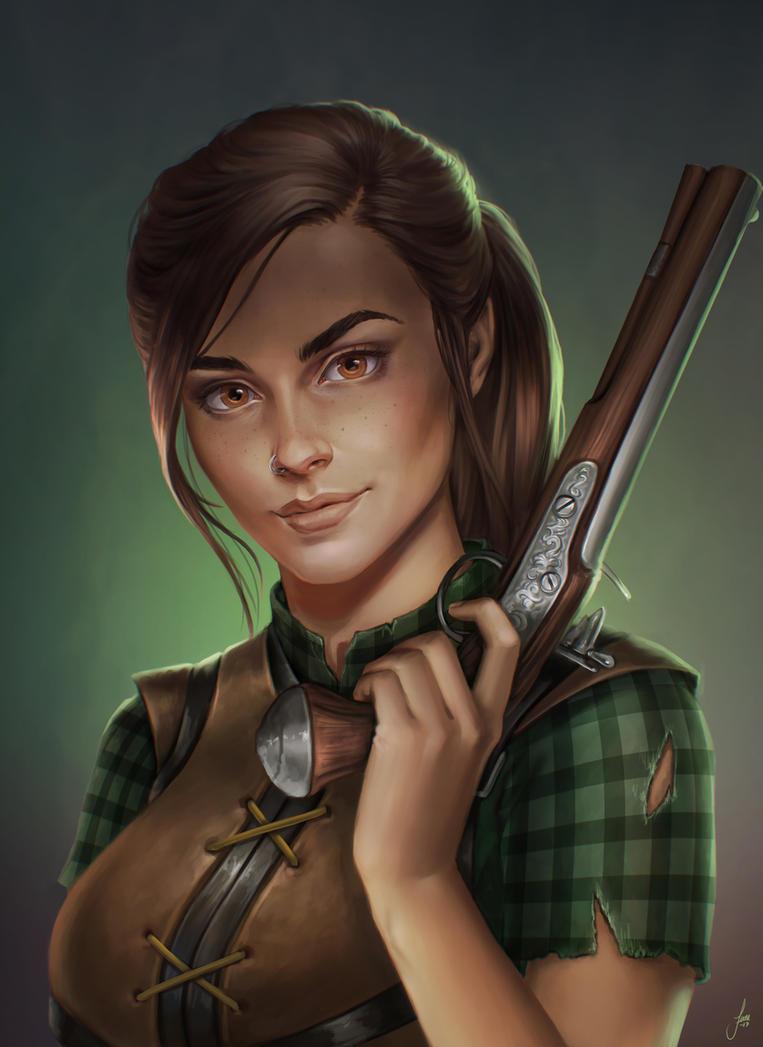 Morgan by JuneJenssen