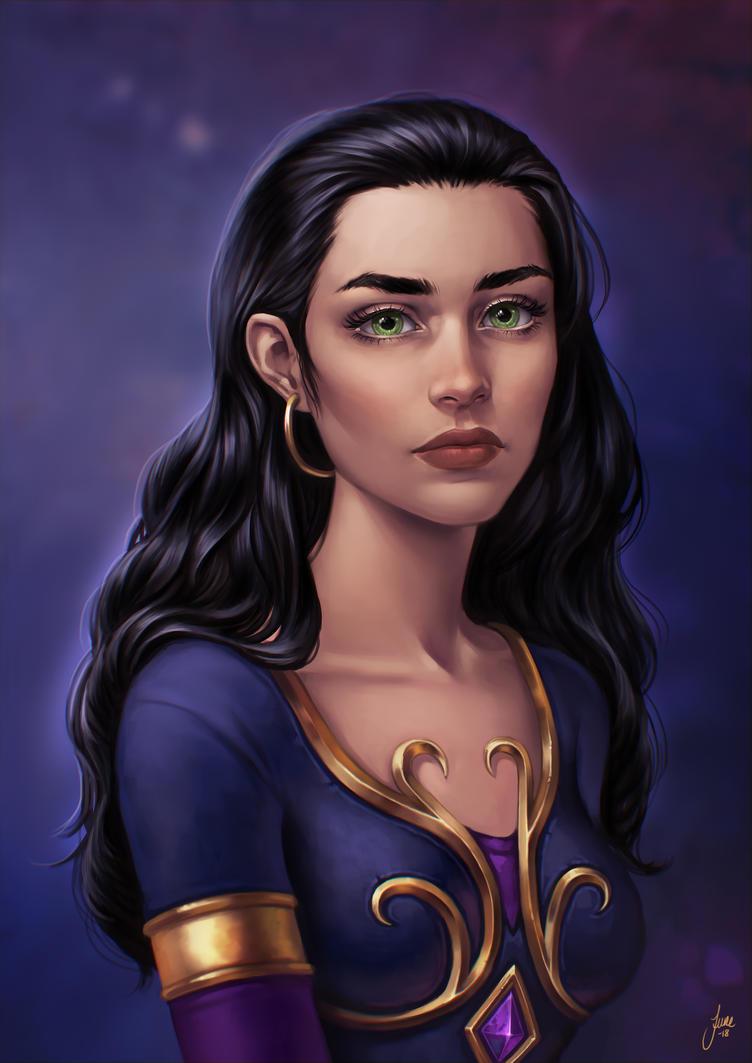 Hera by JuneJenssen