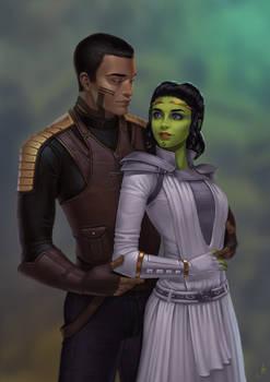 Kaylenn and Felix