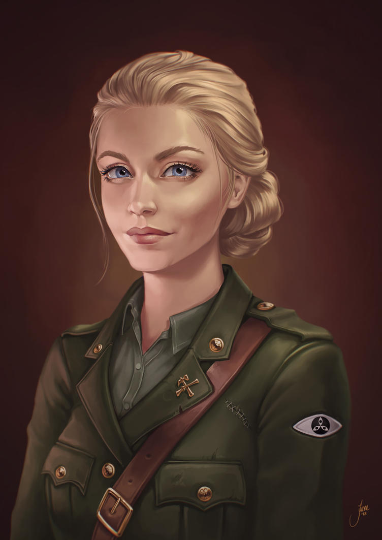 Johanna by JuneJenssen