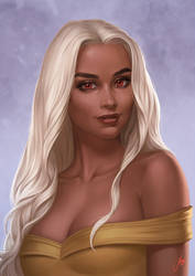 Cassia by JuneJenssen