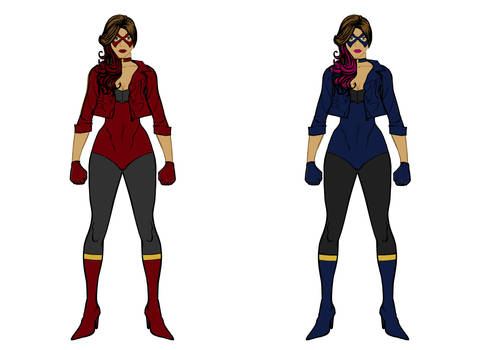 Red And Blue Canary Options