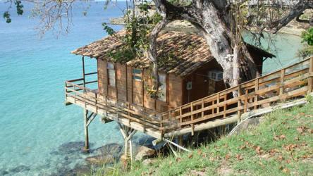 Dreamed Beach House by J-25