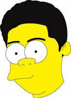 Un nuevo Simpson by J-25