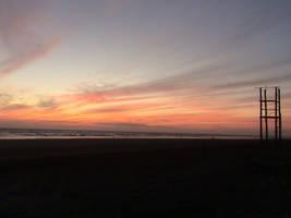 Xmas Sunset by J-25