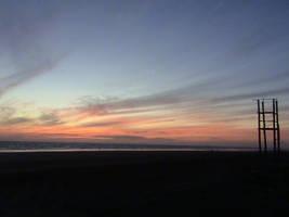 Xmas Sunset 2 by J-25