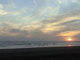 Xmas Sunset 3 by J-25