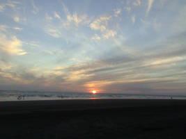 Xmas Sunset 4 by J-25
