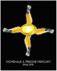 Homenaje a Freddie Mercury