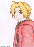 Edward Elric by 11KairiMayumi11