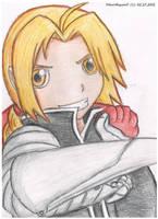 FMA: Edward Elric by 11KairiMayumi11