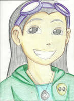 W.I.T.C.H.: Hay Lin by 11KairiMayumi11