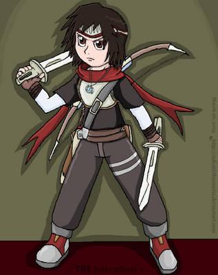 CA Kairi: Ready for battle! by 11KairiMayumi11