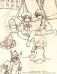 FFIX: Camping Out by 11KairiMayumi11