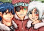 Secret Ranger 01: Best Wishes by 11KairiMayumi11