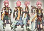 Lightning Redesign by 11KairiMayumi11
