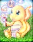 CE: Let's make it Bubble! by 11KairiMayumi11