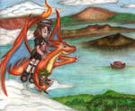 CE: Over the Clouds by 11KairiMayumi11