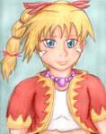 Secret Ranger 01: Chrono Cross by 11KairiMayumi11