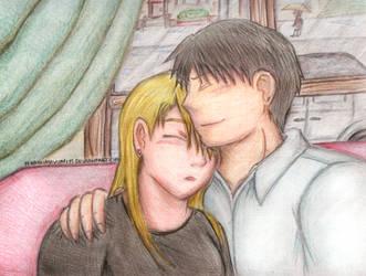 Embrace by 11KairiMayumi11