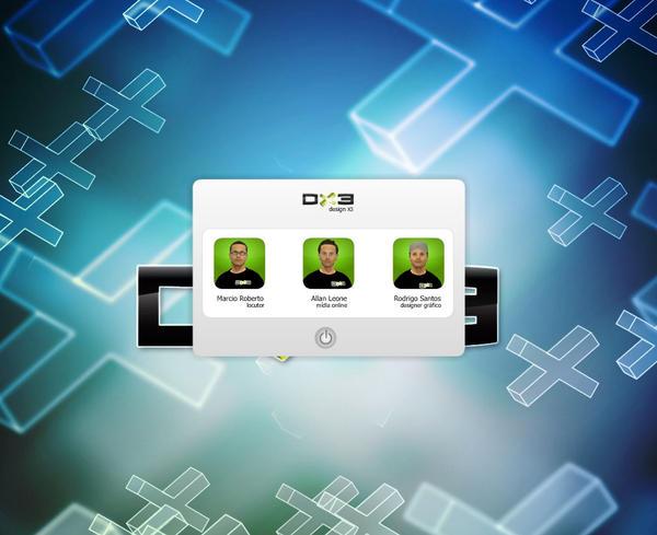 Design X3 - 2009 by allanclb