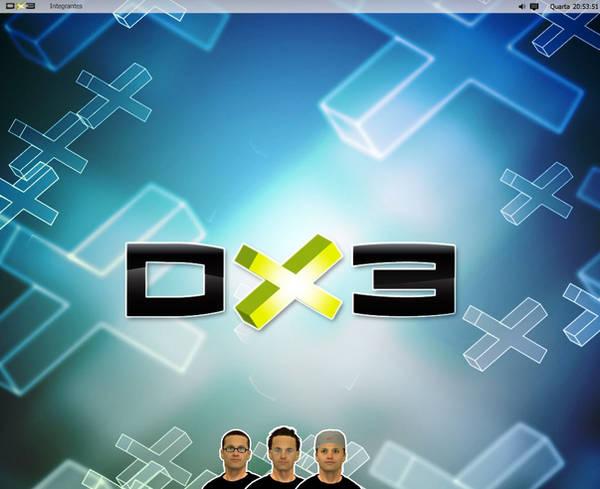 design X3 - 2009 - Home by allanclb