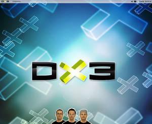 design X3 - 2009 - Home