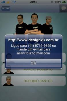 design X3 - iPhone - Allan 3