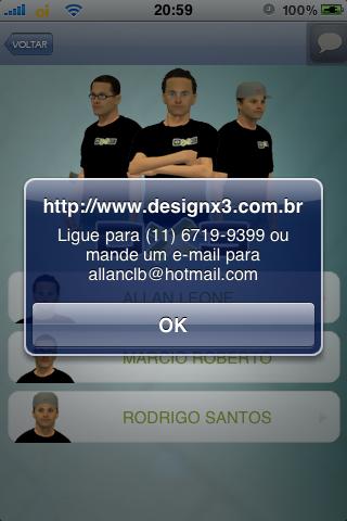 design X3 - iPhone - Allan 3 by allanclb