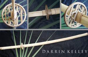 Bamboo Katana Ver. 2 by dk1luvally