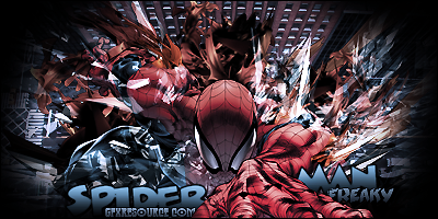 Spiderman by FreakyBaron