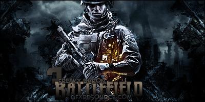 Battlefield3 by FreakyBaron