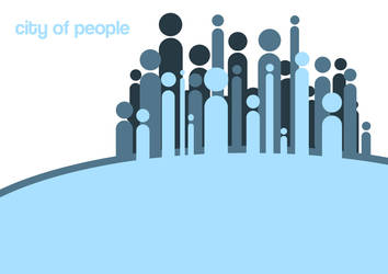 City of People by smandge-web
