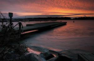 Otaniemi Dawn by petteritt