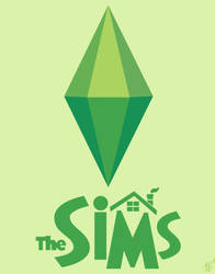 Sims Poster by mjbeyer