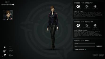 EVE Online Character: Alresha Kurita