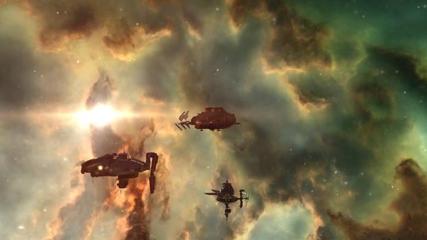 Kopaka's little base in space