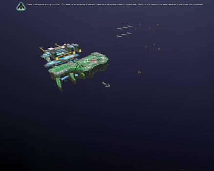 Homeworld: Kharak System