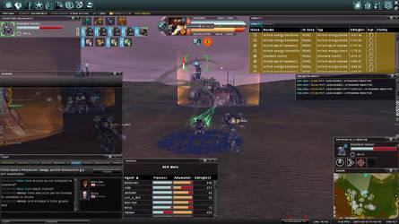 Base invasion by ManganMan