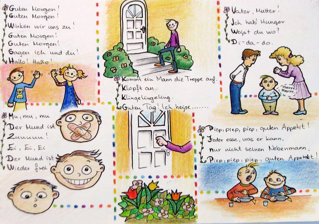 german nursery rhymes by IronAries on DeviantArt