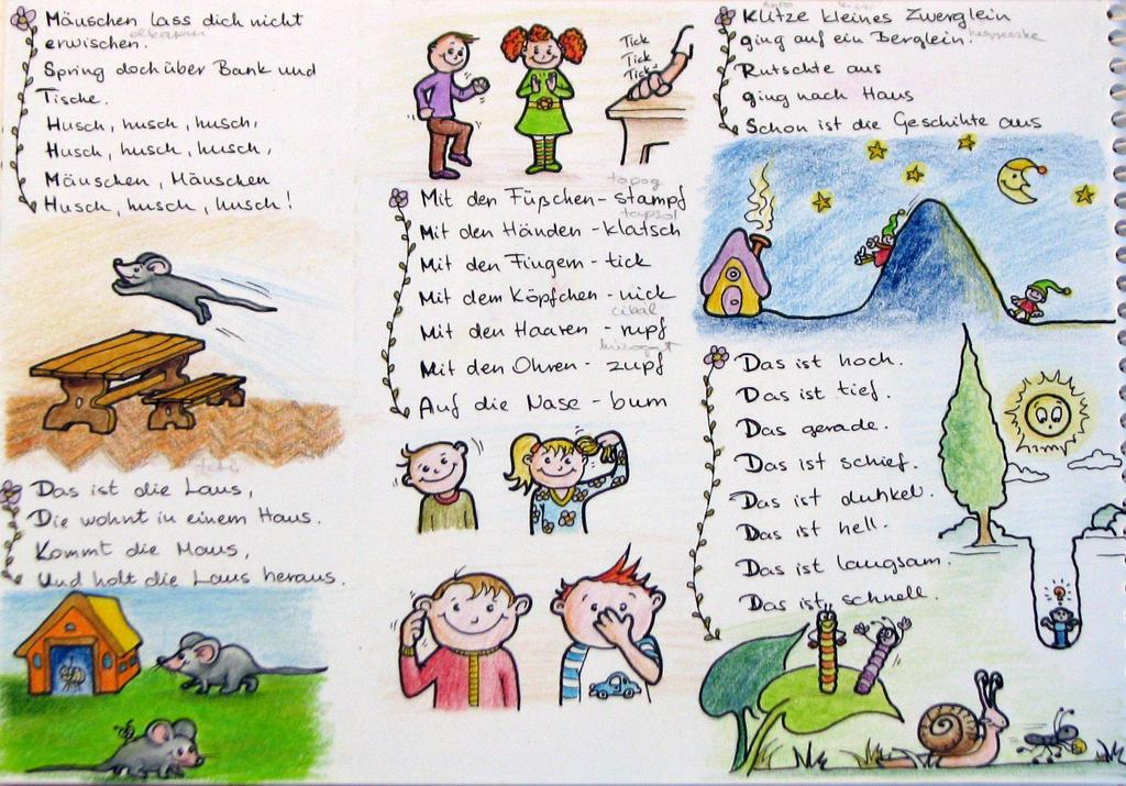 german nursery rhymes 4 by IronAries on DeviantArt