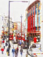 London Street by ditney