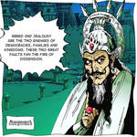 Bhishma / Mahabharata Comic App / Indian Art by mahabharatagods